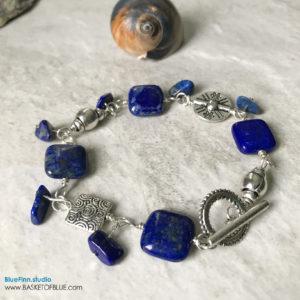 Lapis Bracelet
