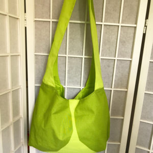 marimekko bag crossbody green kivet fabric hobo