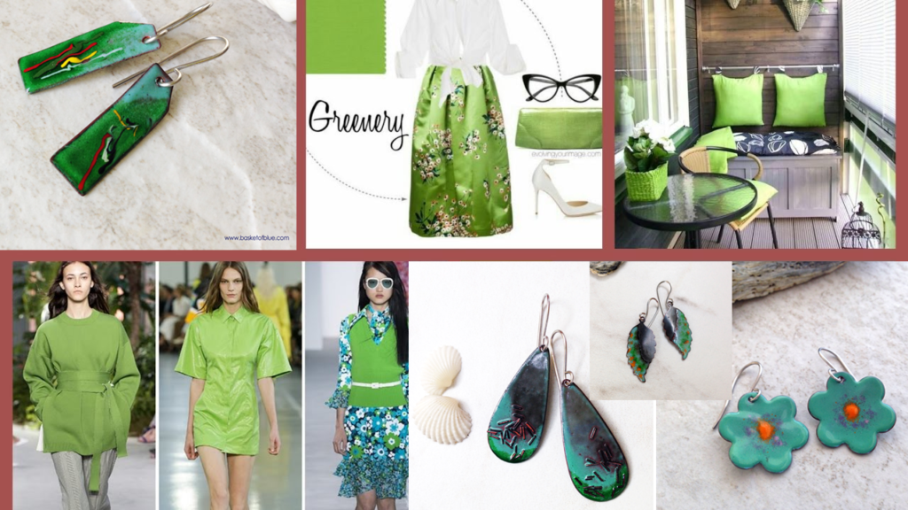 Greenery color of the year 2017 trends