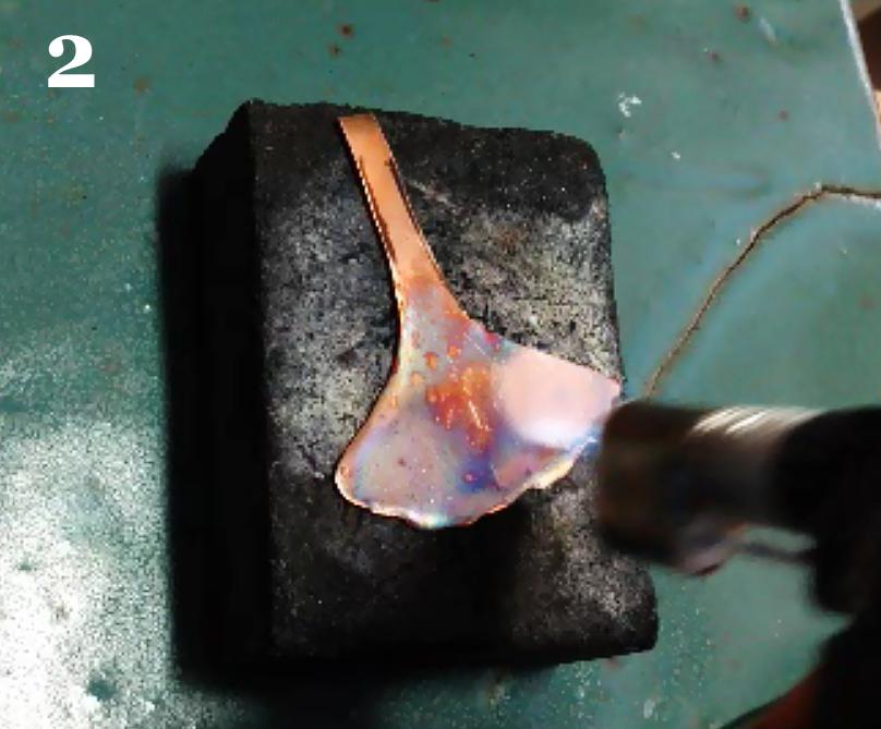 annealing copper