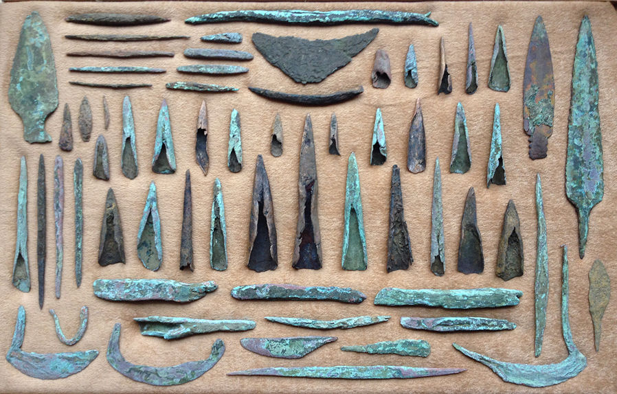 Ancient Copper Tools
