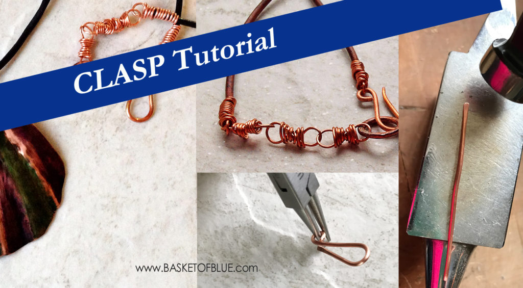 Hook Clasp Tutorial