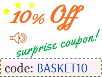 surprise coupon
