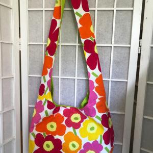 Marimekko Unikko Hobo Bag