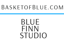 basketofblue.com - shop by BLUEFINNSTUDIO