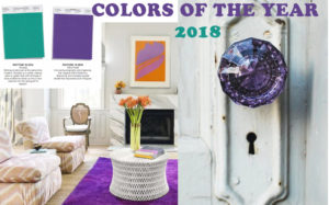 colors of the year 20018 fashion trends purple ultra violet arcadia