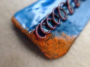 enameled copper