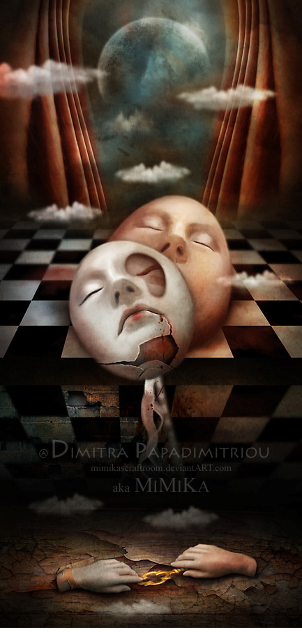 Dimitra Papadimitriou Requiem for a dream
