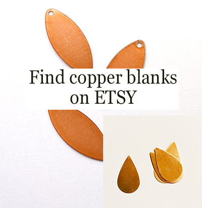 Find copper blanks