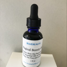 magical beauty oil by Blue Beauty