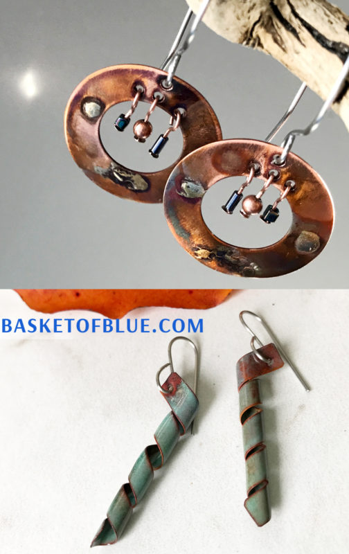 basketofblue handmade artisan jewelry