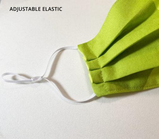 MARIMEKKO kivet face mask adjustable elastic