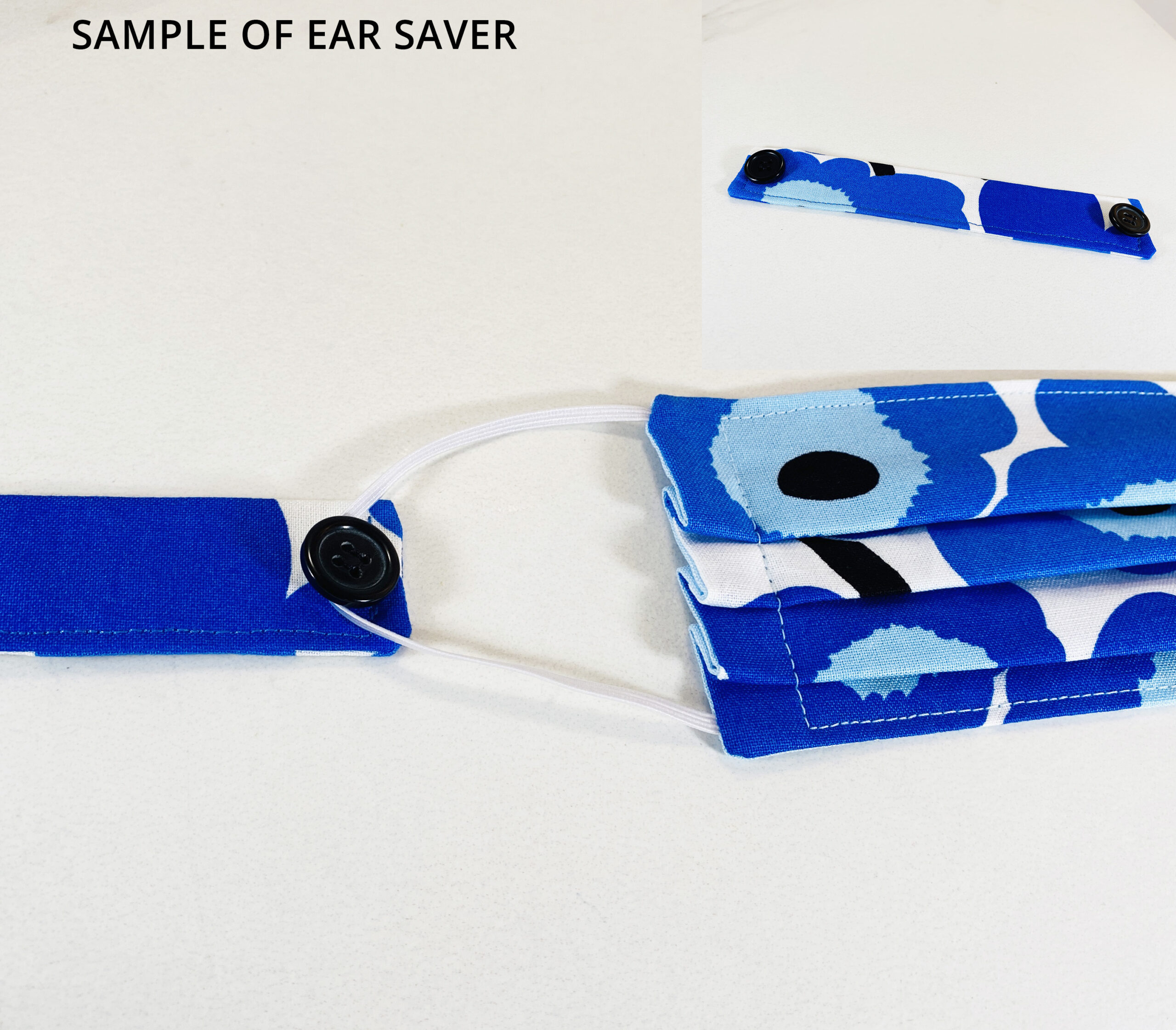 EAR SAVER FOR FACE MASK